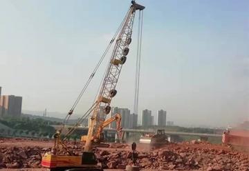 千林花园土石方工程